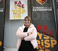 Kayserispor'da Berna Gözbaşı Başkan Seçilirse Lig Tarihinin İlk Kadın Kulüp Başkanı Olacak