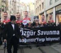 Beş Barodan Avukatlar Günü Mesajı: Toplumsal Adalet Şart