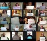Gazetecilerden Tutuklu Meslektaşlarına: Evde Kalsak da Sessiz Kalmayacağız