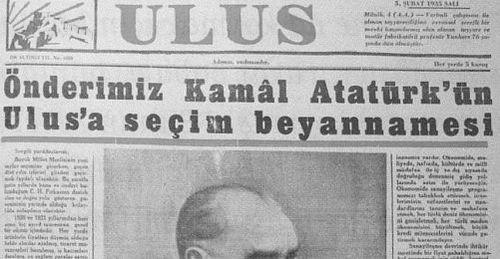 Mustafa'dan Kamâl'a Atatürk'ün İsimleri - Mehmet Ö. Alkan - bianet