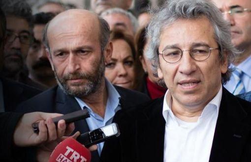 Can Dündar en Erdem Gül vast op beschuldiging van spionage