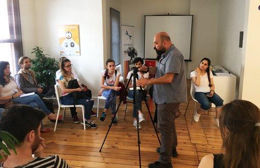 Gazeteciler Için Yeni Medya Atölyesi Televizyon Ve Yeni Medya Için