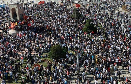 Charges in Gezi Indictment: 'Influence Agency', 'Using Method of Civil Insurrection'