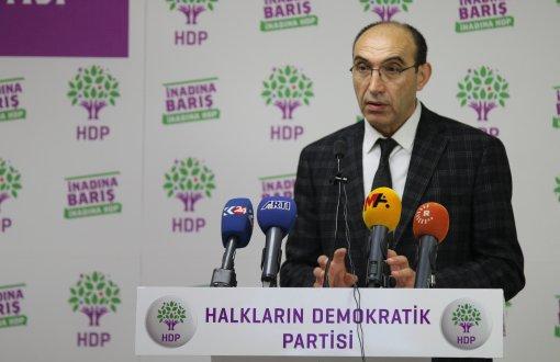 HDP on Turkey-US Agreement on Northern Syria: Those