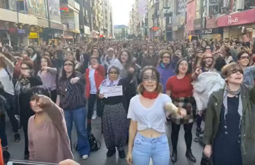 English Las Tesis Investigation Against Women In Izmir