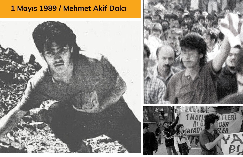 İşçi Mehmet Akif Dalcı 17 yaşında Taksim-Tarlabaşı'nda öldü - Tuğçe Yılmaz  - bianet