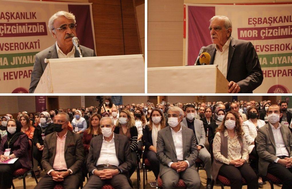 """HDP'siz bir siyasetin iktidar olamayacağını herkes görüyor"""" - bianet"""