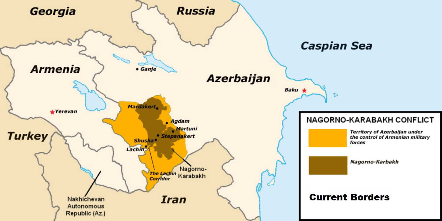 Nagorno Karabakh Conflict Azerbaijan Claims To Have Captured 45 Locations English